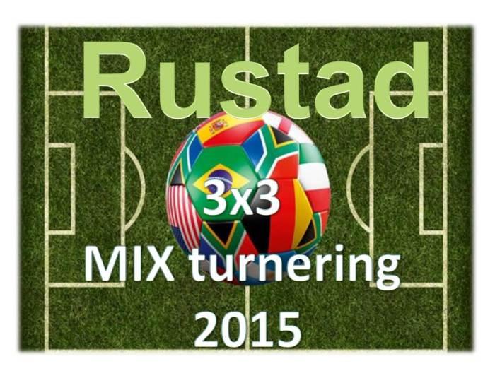 3x3 Mix turnering 2015