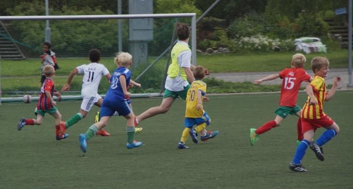 Barn løper 2