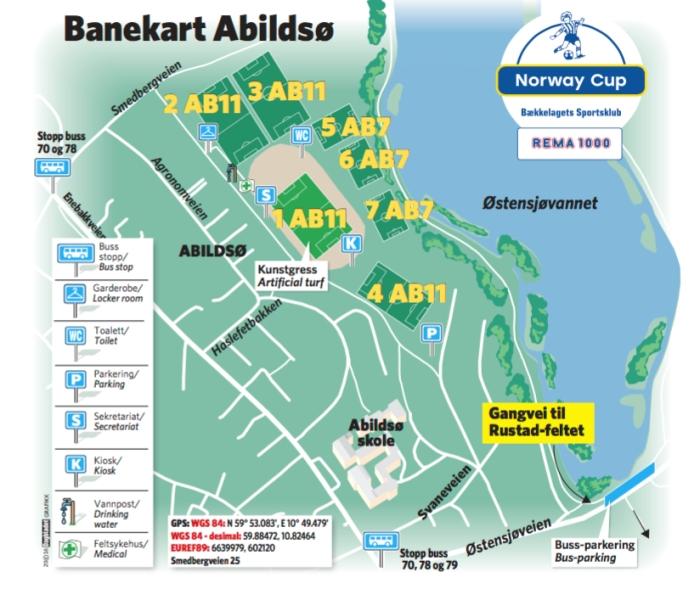 Banekart Abildsø