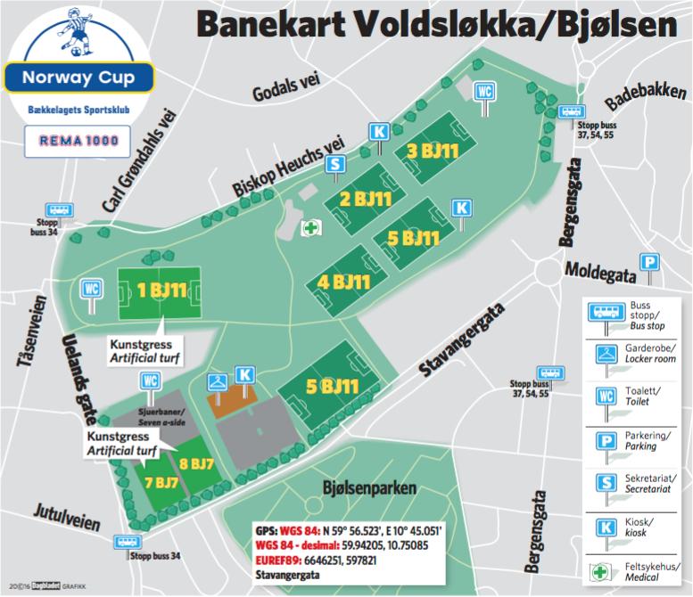Banekart Voldsløkka:Bjølsen