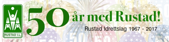 50 år med Rustad