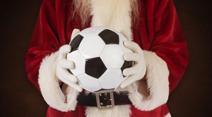 God jul fotball